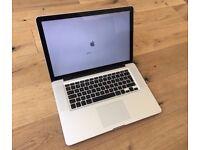 """Apple Macbook Pro 15"""" 2.6Ghz Core i7 8GB RAM 1TB HD *CUSTOM SPEC* MID-2010"""