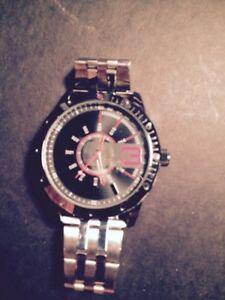 Big face watch with stainless steel strap $20 firm