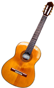 Looking for a used acoustic guitar in Stratford