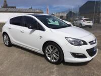 Vauxhall Astra 1.6 SRi 5 door Exterior Pack only 20,000 miles
