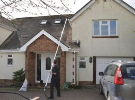 Domestic and Industrial gutter cleaning