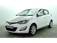 2014 Hyundai i20 ACTIVE Petrol white Manual