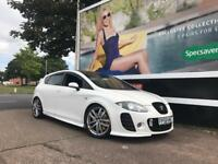 SEAT LEON CUPRA K1 420BHP 460FT/lb dont miss it