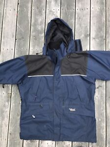 Large Men's Viking Tempest rain/wind jacket