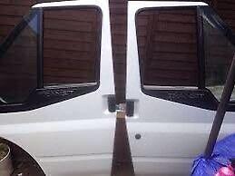 Mk7 transit doors electric windows 100