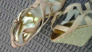AUTHENTIC MICHAEL KORS sandals size 8-8.5