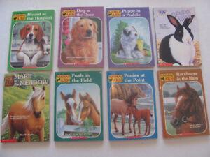 ANIMAL ARK CHAPTER BOOKS