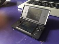 Nintendo DS Lite & Games
