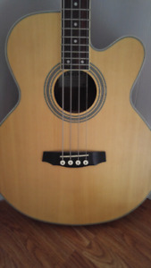 Selling acoustic bass