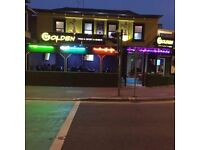 HUGE CORNER SHISHA/FUNCTION ROOM/RESTAURANT BASED ON WILMSLOW ROAD, MANCHESTER, M14 5TP
