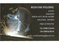 Welding repairs / Mobile welding, cheep rates.