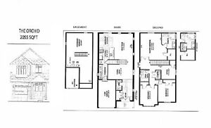 OPEN HOUSE _ Brand New 2 level detached home
