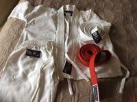 Blitz karate suit size 110