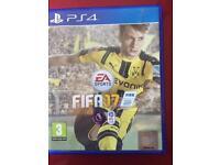 PS4. Fifa 17 like new