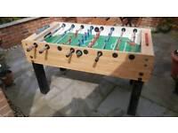 Garlando table football