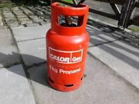 6kg propane gas bottle