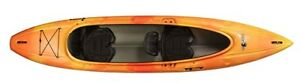 Kayak Clearance - New Old Town Twin Heron 2 person kayak