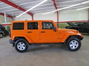 2012 Jeep Wrangler Unlimited Rubicon Must See Local Just In!!