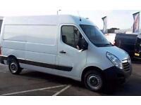 Vauxhall Movano 2.3 CDTI H2 Van 130ps Diesel