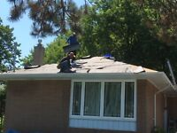 Free estimate 2nd day replacement gorgeous roofing