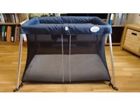 Superlight Travel Cot - Only used once