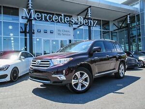 2013 Toyota Highlander 4WD V6 LTD 5A