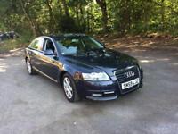 Audi A6 se saloon 2.0 tdi 2009 59 plate