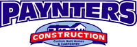 Experienced carpenter positions  /and also carpenter apprentice