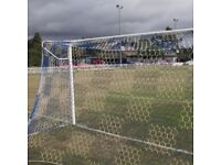 Full size Goal Nets Manufactured by Diamond + accessory's inc Brand new Padded Goalkeeper Bottoms