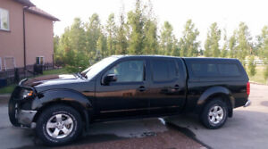 2012 Nissan Frontier SV Pickup Truck