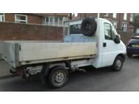 Fiat ducato truck 54 reg very low mileage 36k