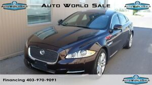 2013 JAGUAR XJ-L|3.0 AWD| PORTFOLIO -LOWEST KM