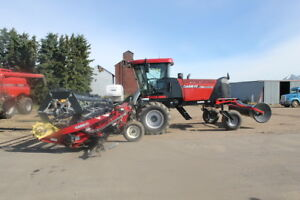 2009 Case WD 1903 36ft Swather