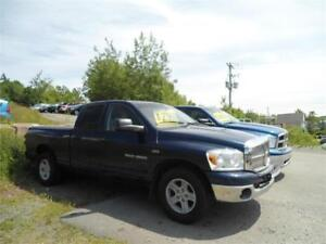 JUST REDUCED !!! 2007 CREW CAB DODGE RAM 1500 !!! ULTIMATE EDITI
