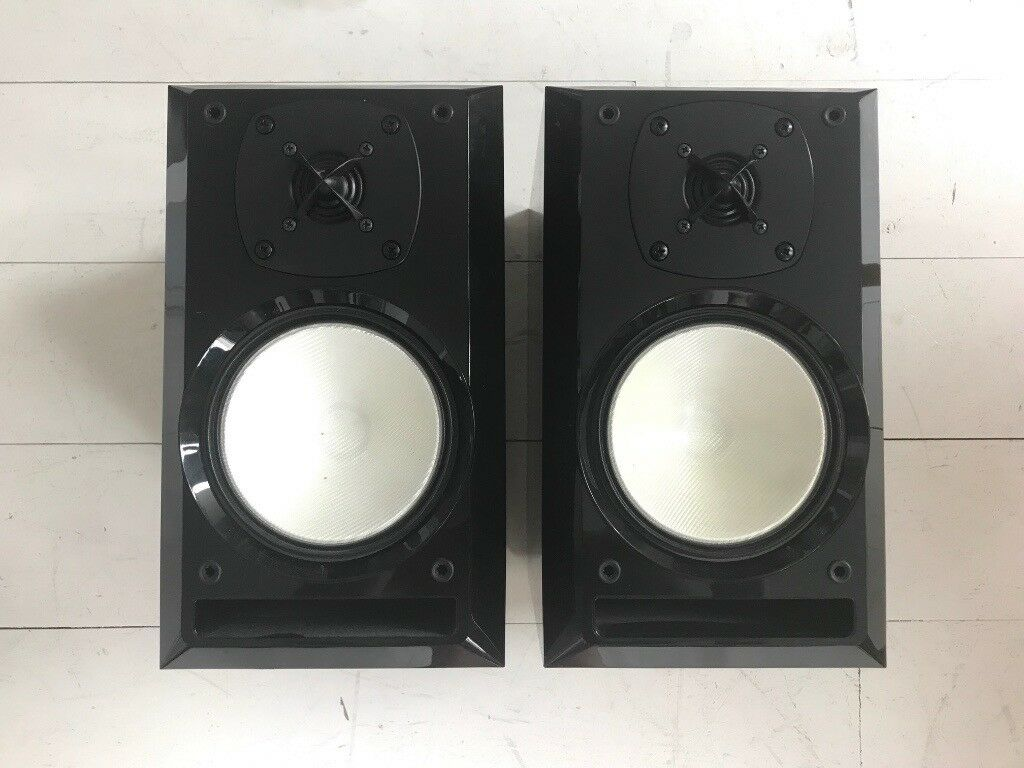 Onkyo D 525 Bookshelf Speakers