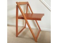 WANTED FOLDING CHAIRS SUITABLE FOR DROP LEAF TABLE