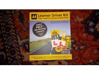AA Learner's Driving Kit