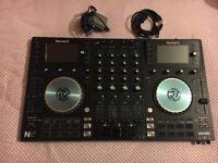 NUMARK NV 4 DECK DJ DECK CONTROLLER WITH SERATO DJ SOFTWARE