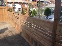 Fence and Post holes