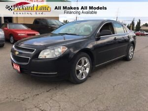 2010 Chevrolet Malibu $102.40 BI WEEKLY! $0 DOWN! CERTIFIED!