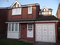 * £750/mth - Modern 3 Bedroom Detached House - Fully Furnished - Doncaster - Fox Grove*