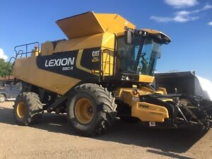 Claas Cat Lexion 590R