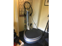 Power Plate Pro5 — Gently Used