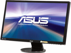 Mint condition Asus VE248Q LCD monitor - 24 Inch