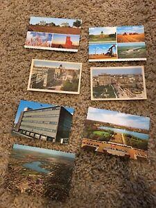 Sask Postcards - vintage antique