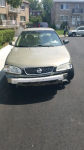 Nissa Sentra 2003- NEGOTIABLE