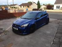Ford Focus Rs jwr-100 400bhp may px cash either way