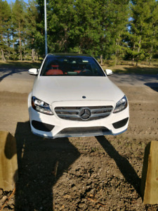 Lease Take over – 2016 Mercedes C300