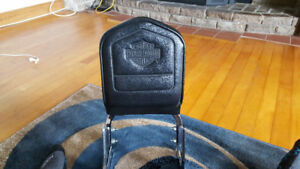 Dyna passenger backrest *sold ppu*