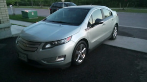 Accident-Free 2012 Chevrolet Volt Plug-In Hybrid